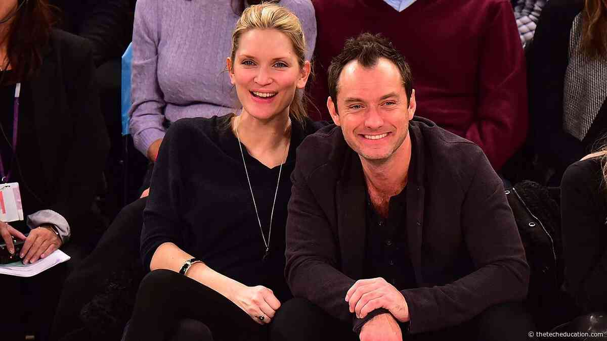 Jude Law And Wife Phillipa Coan Expecting 1st Baby Together! - - The Tech Education