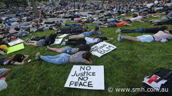 How 8:46 became the silent symbol of the George Floyd protests