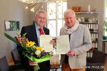 Landesgartenschau Beelitz: Gartenschau-Führungsriege ist jetzt komplett - Märkische Onlinezeitung