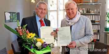 Landesgartenschau in Beelitz 2022 - Beelitz hat einen neuen Laga-Geschäftsführer - Märkische Allgemeine Zeitung