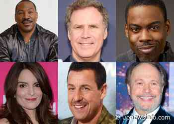 Saturday Night Live alumni Eddie Murphy, Billy Crystal, Will Ferrell, Adam Sandler, Chris Rock and more join for the Feeding America Comedy Festival on NBC - Up News Info
