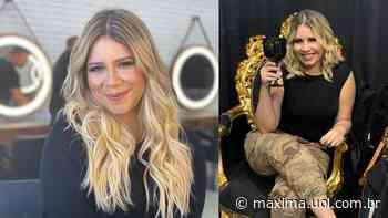 """Gata! Marilia Mendonça usa maquiagem diferentona e encanta fãs: """"Como faz para ser linda assim?!"""" - Máxima"""