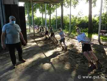 Aangepaste touwtrektrainingen bij De Berketrekkers - Gazet van Antwerpen