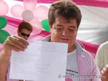 TJ confirma condenação contra ex-prefeito de Novo Horizonte do Oeste - Jornal Rondoniagora