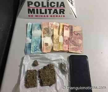 Após várias denúncias, PM prende suspeitos de tráfico no Novo Horizonte - Triângulo Notícias - TN