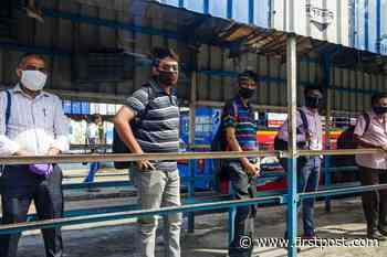 Coronavirus Outbreak LIVE Updates: Over 2,500 Maharashtra cops test COVID-19 positive so far, 30 succumb to virus - Firstpost