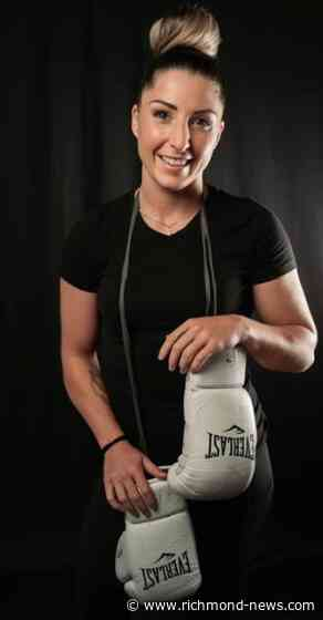 Quebec boxer who returned to nursing during pandemic gets Tillman Award - Richmond News