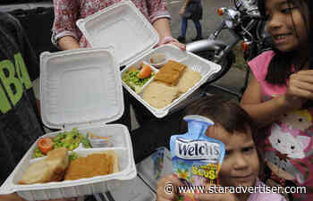 New sponsors sought as free meals for Hawaii kids drop for summer