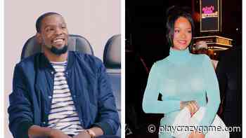 The joke of Rihanna at Kevin Durant for his positive Coronavirus - Play Crazy Game