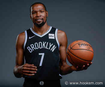 Is the heel healed? Kevin Durant, Nets should find out in the NBA playoffs - Hookem.com