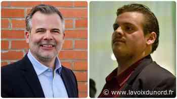 Hautmont: Antony Larroque rejoint la liste de Stéphane Wilmotte pour les municipales - La Voix du Nord