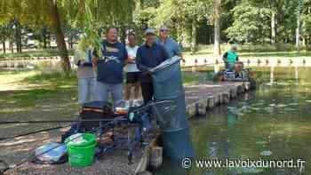 Libercourt : les étangs de l'Émolière ont rouvert - La Voix du Nord