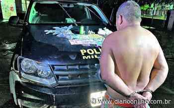 Homem é detido em Castanhal pela sétima vez - Diário Online