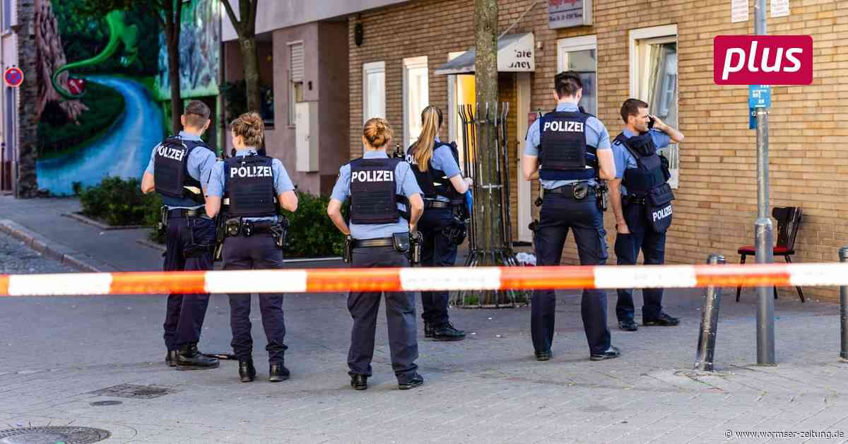 Zwei Festnahmen nach Schießerei in Worms - Wormser Zeitung