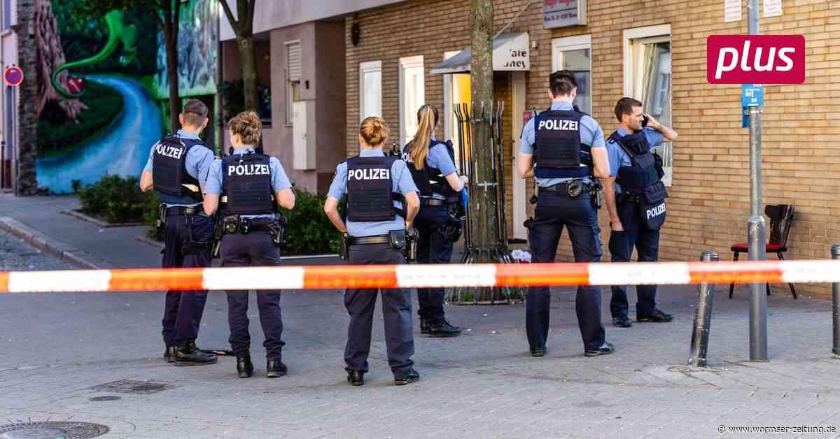 Nach Schießerei in Worms: Mindestens acht Verletzte - Wormser Zeitung