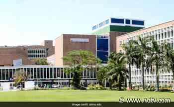 19 Doctors, 38 Nurses Among 480 Infected With Coronavirus In AIIMS - NDTV