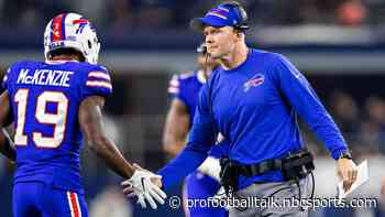 Sean McDermott has tried to get players to open up to each other