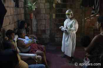 The Latest: Pakistan, India coronavirus cases, deaths spike - The Associated Press