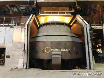 Primetals Technologies Receives FAC for LD (Converter Modernized at Mechel in Chelyabinsk - SteelGuru