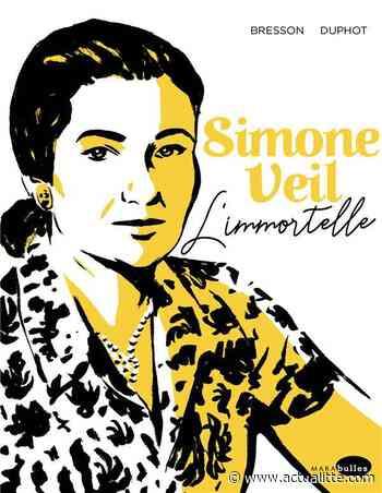 Simone Veil, l'immortelle de Bresson, Pascal ; Duphot, Herve - Actualitté.com