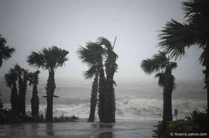Cristobal Rolls Across Mexico Before Turning North to Gulf Coast