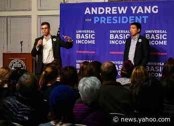 Ex-Yang Aide Is Running for Congress with Bitcoin and UBI on His Mind