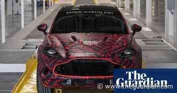Aston Martin axes 500 jobs after sales slump due to coronavirus - The Guardian
