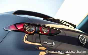 La Mazda3 gagnerait un moteur turbo en 2021
