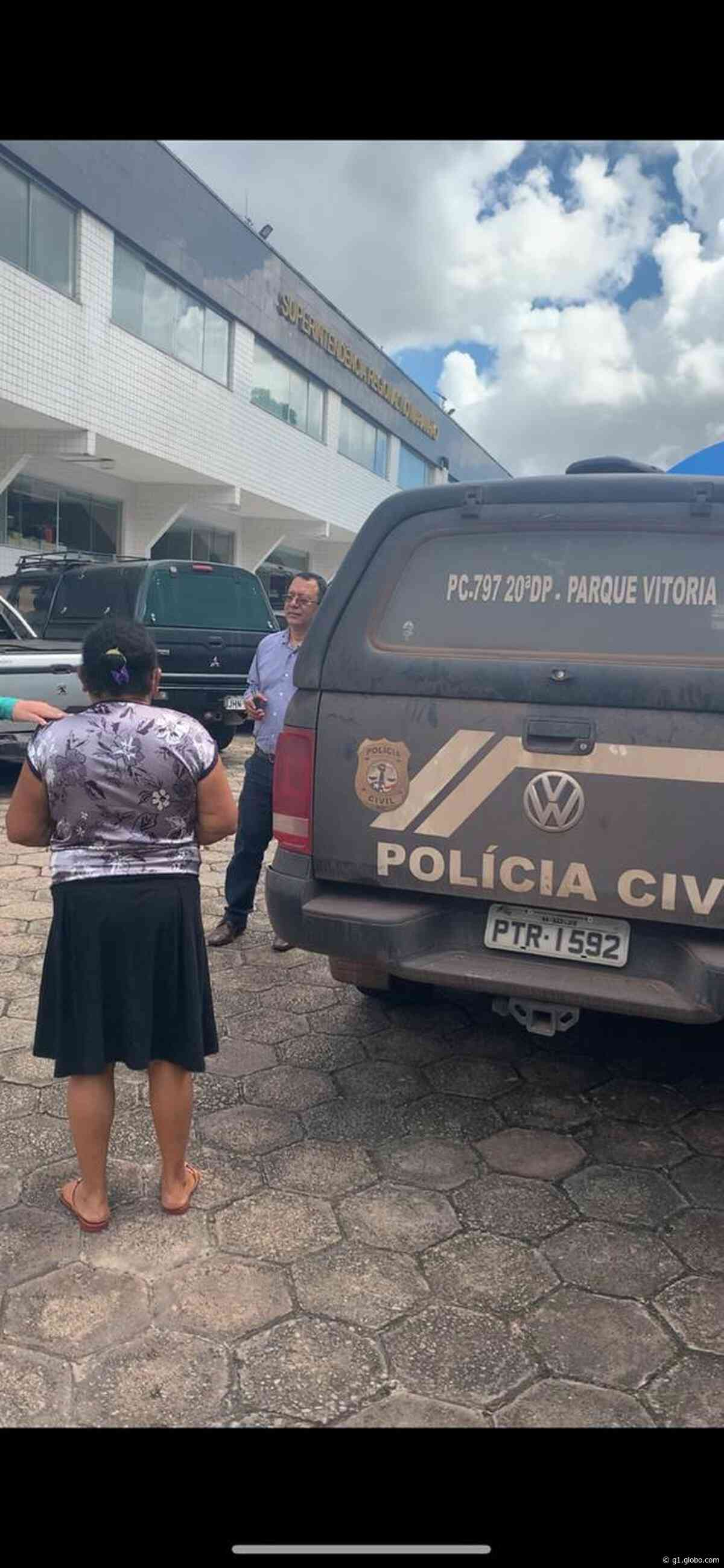 Idosa é presa por fraude em saques bancários na cidade de Chapadinha - G1