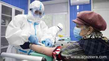 Russia's coronavirus case tally edges past 440,000: Live updates - Al Jazeera English