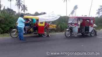 Sullana: Municipalidad de Querecotillo realiza operativo contra comercio ambulatorio para prevenir contagios por Covid-19 - El Regional