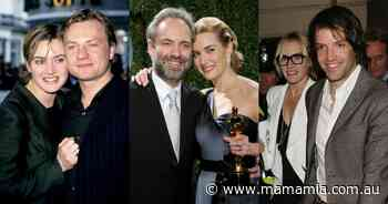 Three children with three different dads: Everything we know about Kate Winslet's relationships. - Mamamia