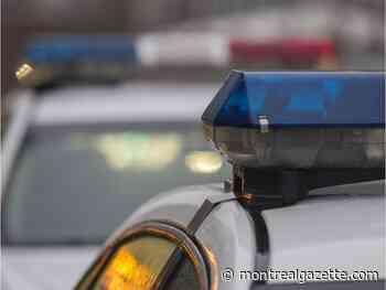 Police officer injured in Trois-Rivières car crash