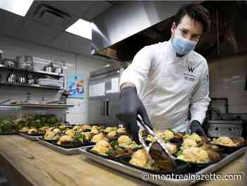 Brownstein: There's no F1, jazz or comedy, so W Hotel is helping feed the homeless