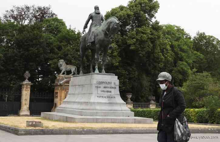 Inspired by U.S. protests, some Belgians want colonial king statues removed