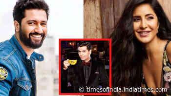 Karan Johar wants to invite Katrina Kaif and Vicky Kaushal together on the next season of his chat show