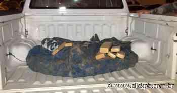 Grupo é preso com 80 quilos de maconha em Bayeux - ClickPB