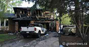 Fire engulfs Dalhousie home, causing extensive damage