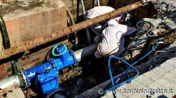 Lavori all'acquedotto a Calcinaia e Pontedera, il calendario degli interventi - IlCuoioInDiretta