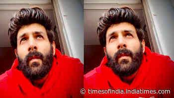 Kartik Aaryan shares his latest bearded look with 'Daadhi bula rahi hai' caption, fans write 'Bulati hai magar jaane ka nahi!'