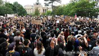"""Toulouse : tensions ce mercredi soir lors d'une manifestation pour dénoncer """"les violences policières et les b - LaDepeche.fr"""