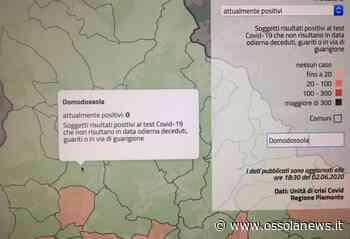 Da ieri a Domodossola azzerati i contagi di Covid 19 - OssolaNews