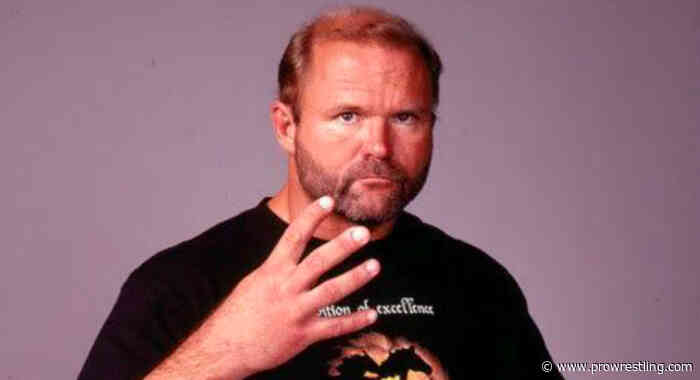 Arn Anderson Signs A Multi-Year Contract With All Elite Wrestling