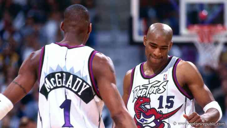 Top 3 Raptors – 1999-00 Season