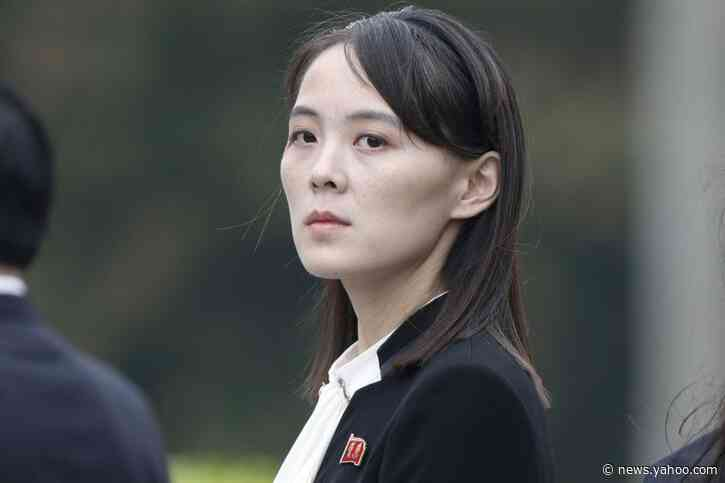 South Korea says mulling leaflet ban after Kim's sister threat