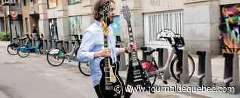 Vols lors de la manifestation: des guitares volées sont de retour