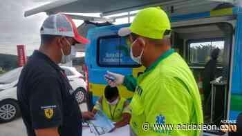 Ação vacina caminhoneiros na Rodovia D. Pedro, em Valinhos - ACidade ON