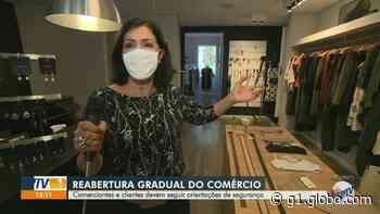 Coronavírus: Valinhos, Sumaré e Indaiatuba reabrem shoppings nesta segunda - G1