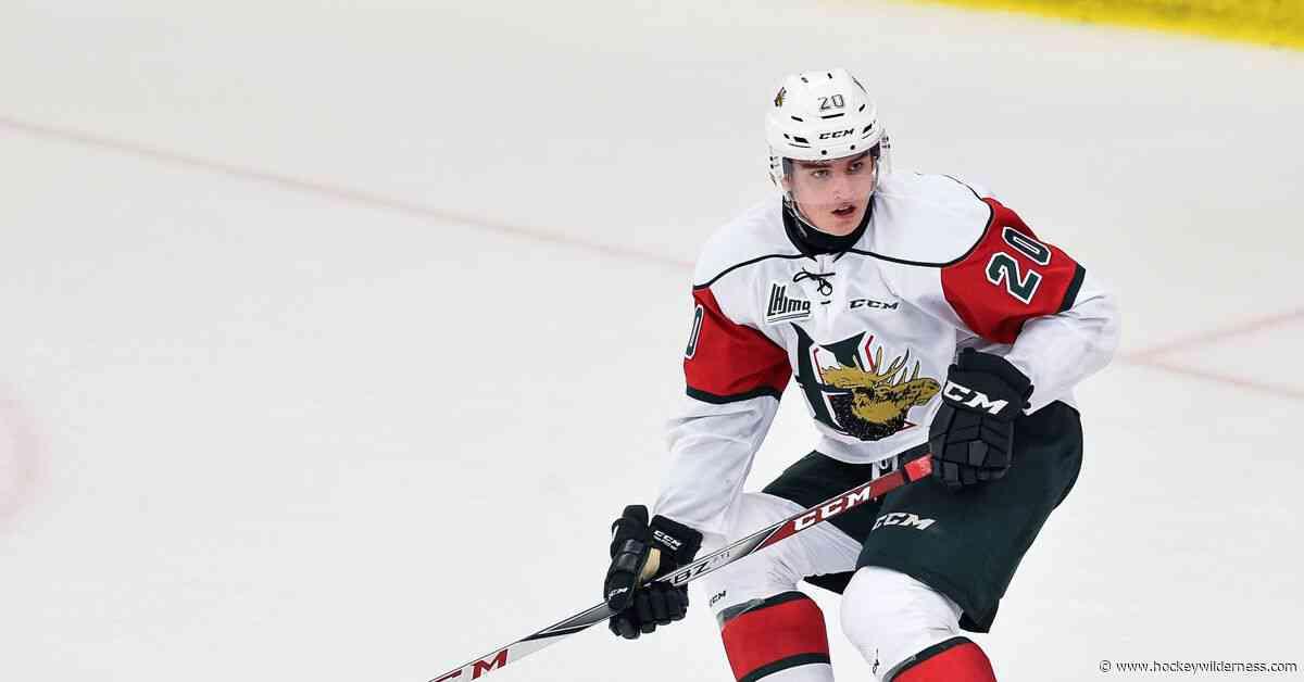 2020 NHL Draft Profile: Justin Barron one of the top QMJHL defensemen