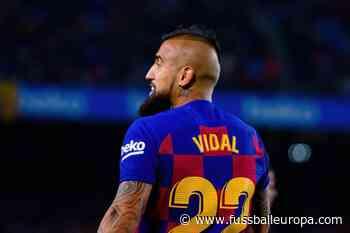 """""""Ein Traum"""": Arturo Vidal macht Jagd auf Titel-Rekord - Fussball Europa"""
